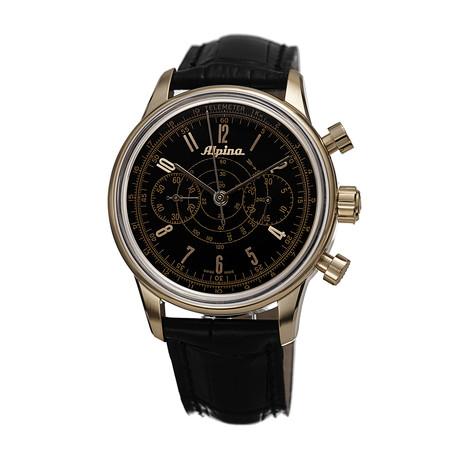 Alpina Chronograph Automatic // AL-860B4H5