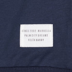 Brayden Sweatshirt // Navy (2XL)