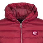 Dan Coat // Bordeaux (2XL)