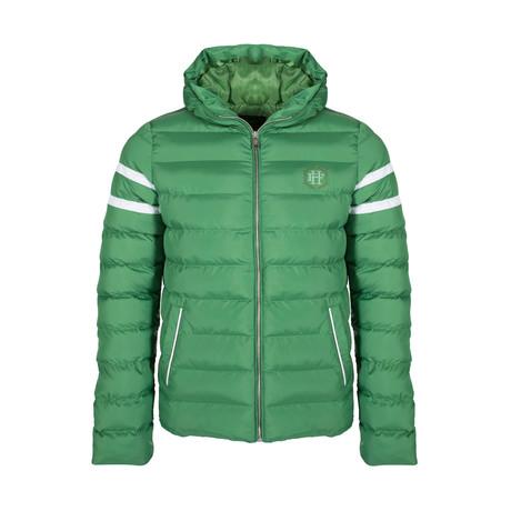 John Coat // Green (XS)