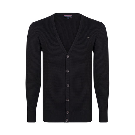 Christian Cardigan // Black (XS)