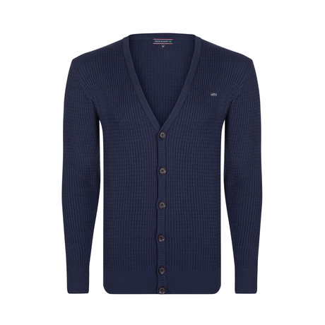 Jim Cardigan // Navy (XS)