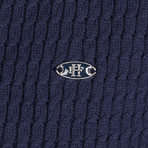Jim Cardigan // Navy (M)