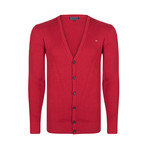 Steve Cardigan // Bordeaux (M)