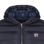 Manny Coat // Navy (3XL)