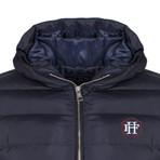 Manny Coat // Navy (2XL)