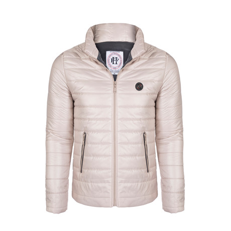 Anthony Coat // Cream (2XL)
