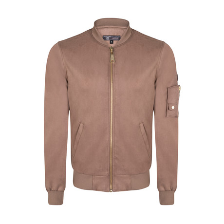 Jessie Jacket // Tan (XS)