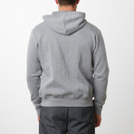 Tech Fleece Thermal Lined Hoodie // Heather Gray (L)
