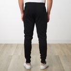 Tech Jogger // Black (XL)