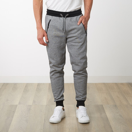 Tech Jogger // Heather Gray (S)
