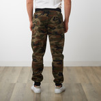 Camo Fleece Jogger // Camo (2XL)