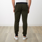 Tech Jogger // Olive (S)