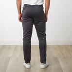 Tri-stripe Track Pants // Dark Gray (S)