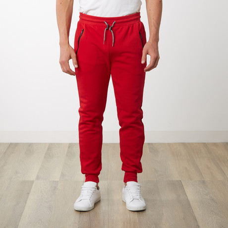Tech Jogger // Red (S)