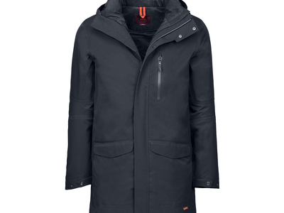 Photo of CLEARANCE: Outerwear We've Got You Covered Zurich Parka // Dark Navy (M) by Touch Of Modern
