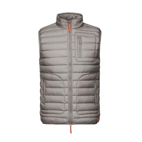 Portland Vest // Charcoal Gray (S)