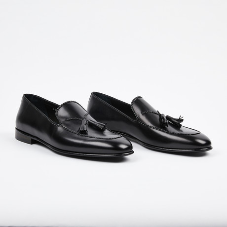 Tassel Loafer // Black (US: 7)
