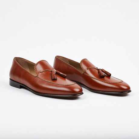 Tassel Loafer // Tan (US: 7)
