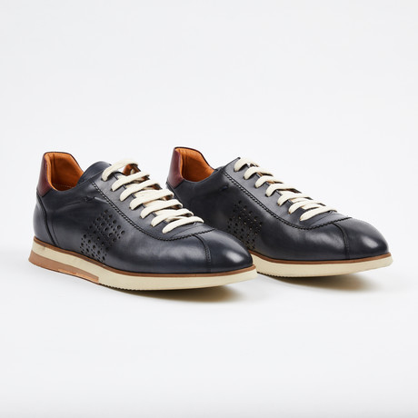 Hand Finish Dress Sneaker // Navy (US: 7)