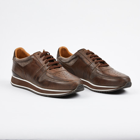Fashion Sneaker // Brown (US: 7)
