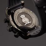 Graham Swordfish Booster Black Chronograph Automatic // 2SWAB.B35R.K06N // Store Display