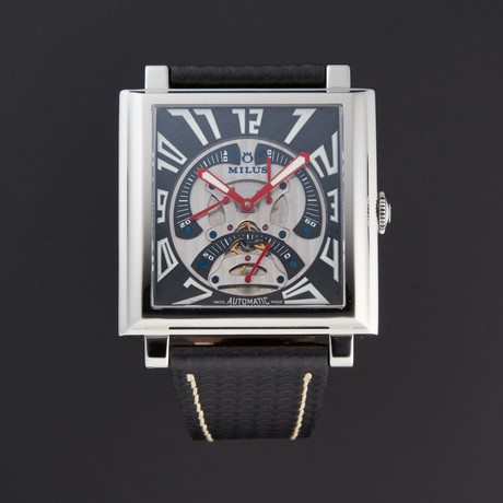 Milus Herios Triretrograde Automatic // HERT004 // Store Display