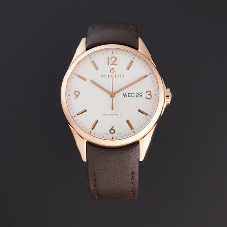 Milus Tirion Automatic // TIRC401 // Store Display
