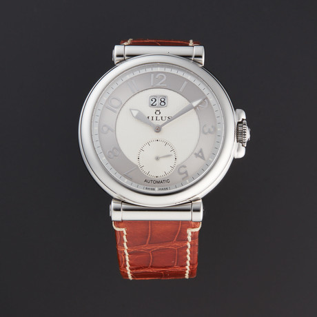 Milus Zetios Automatic // ZET002 // Store Display