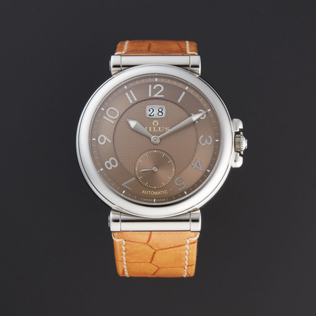 Milus Zetios Automatic // ZET003 // Store Display