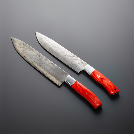 Chef Knife // Set of 2 // KH-83