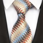 Craig Tie // Multicolor Stripes
