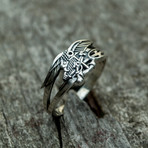 Navy Seals Eagle Trident Ring (7)