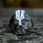 Jason Hockey Mask Ring (9)