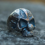 Clown Skull Ring (9)