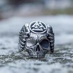 Odin Skull + Ravens (11)