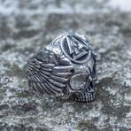 Odin Skull + Ravens (12)