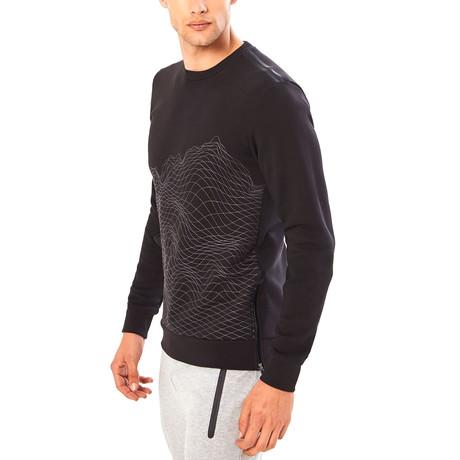 Maxwell Sweatshirt // Black (S)