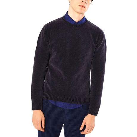 Leonardo Sweater // Navy (S)