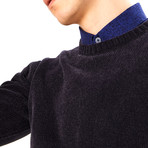 Leonardo Sweater // Navy (2XL)