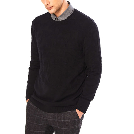 Jameson Sweater // Black (S)