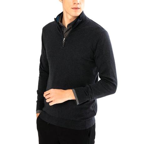Kevin Sweater // Antra Melange (S)