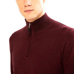 Kevin Sweater // Burgundy (L)