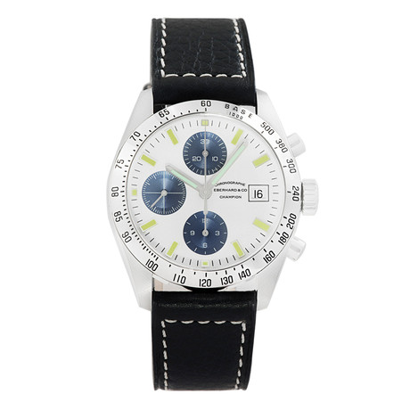 Eberhard Champion Chronograph Automatic // 31044.02