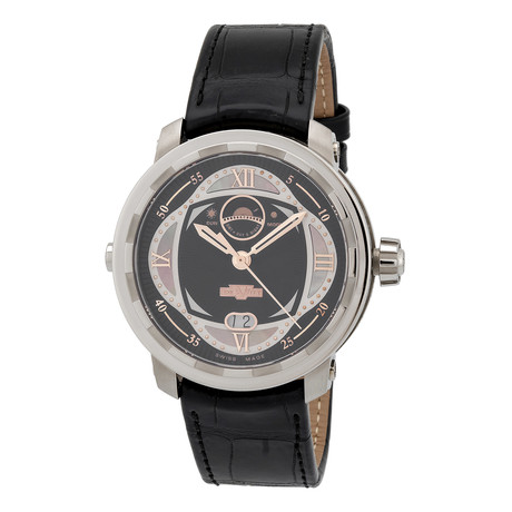 DeWitt Twenty 8 Eight Double Fuseau Automatic // T8.POE.001