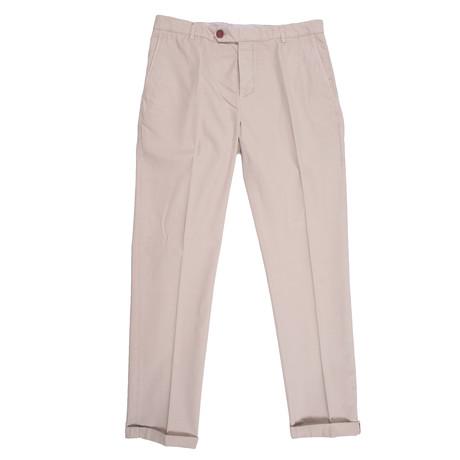 Alastor Pants // Beige (28WX32L)