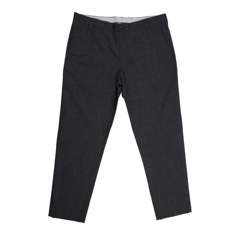 Dean Wool Blend Pants // Black (28WX32L)