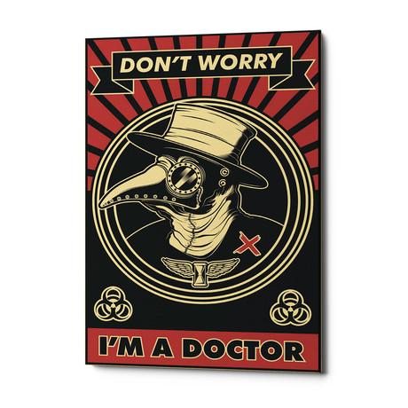 "Doctor (18""W x 26""H x 0.75""D)"