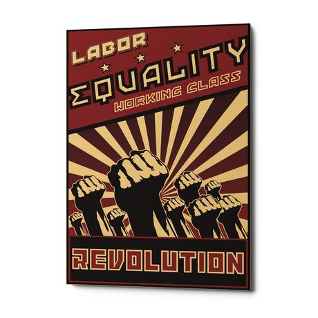 "Revolution (18""W x 26""H x 0.75""D)"