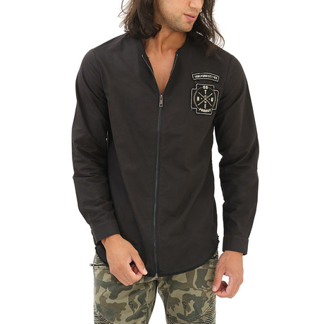 Ride Hard Die Young Jacket // Black (L)